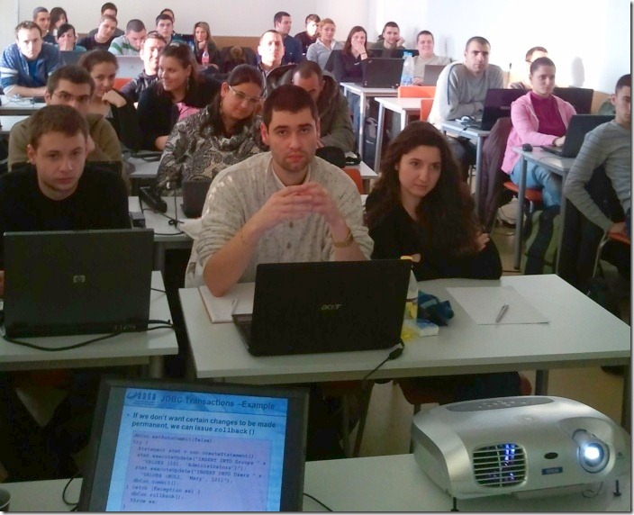 Java-EE-Course-VUZF-lecture-29.01.2011