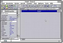Delphi 1.0 за Windows 3.1