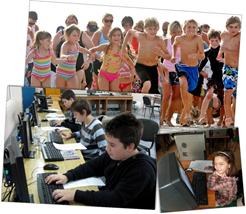 лятна школа по програмиране за деца в Китен