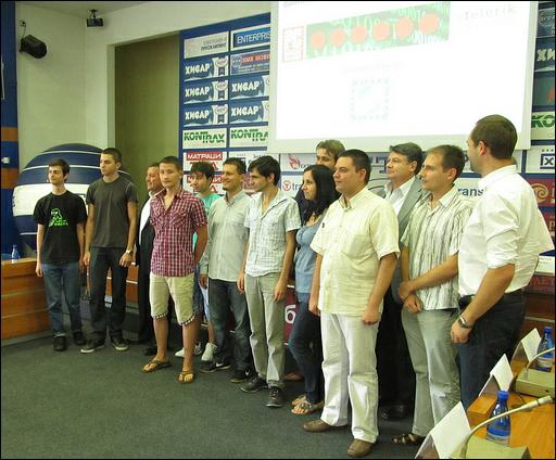 Финален кръг на конкурса по програмиране на PC Magazine и Телерик - юли 2012 г.