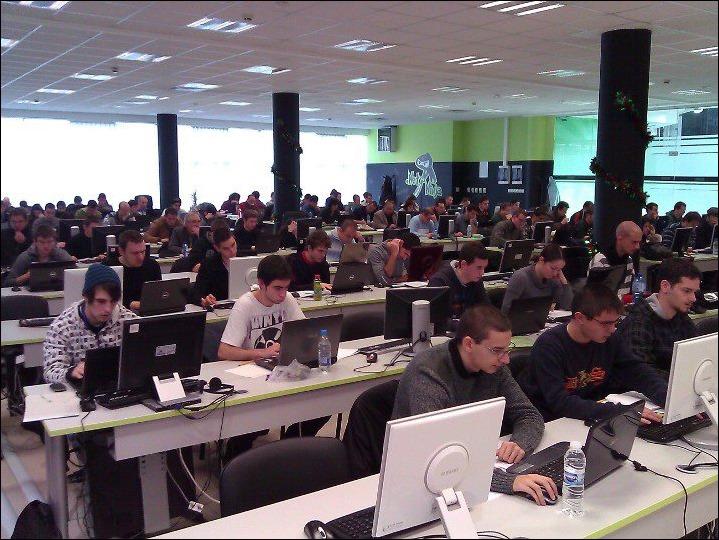 Изпит по практическо програмиране със C# в софтуерната академия на Телерик - 27-29 декември 2012 г.